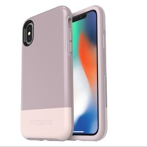 Otterbox Symmetry Series - Skinny Dip For Iphone X